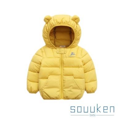 秋冬 ダウンジャケット ダウンコート 男の子 女の子 子どもジャケット 防寒 防風 軽量 保温 フード付き アウター ゆったり おしゃれ
