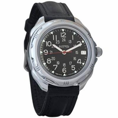 Vostok Komandirskie MilitaryロシアCommander Watch 24時間Ministryケース(中古品)