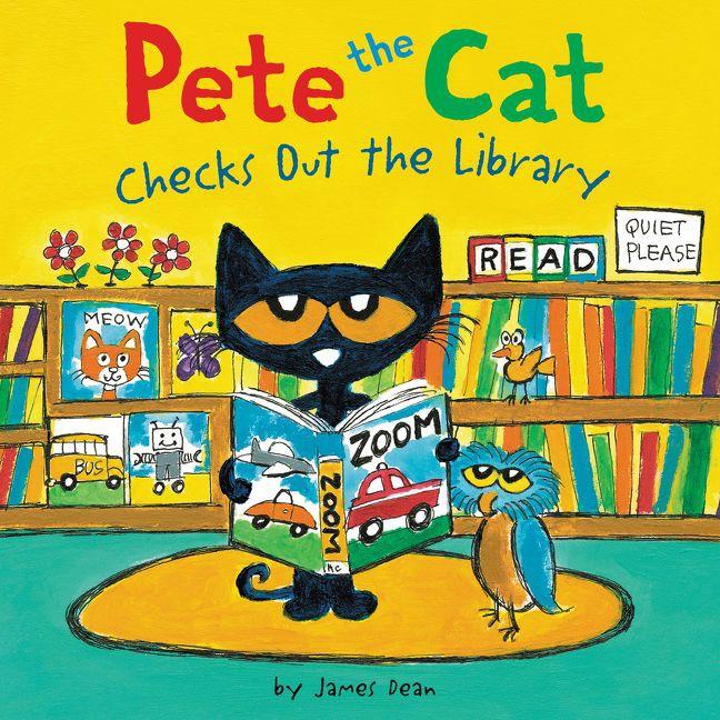 Pete the Cat Board Book 8-Set (8冊合售) eslite誠品
