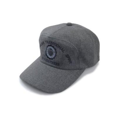 Ivy Brothers アイビーブラザーズ アポロキャップ 2108008 グレー メンズ 紳士 帽子 大きいサイズ UVケア サイズ調節可 反射材付き 日本製 ネット通販 春夏