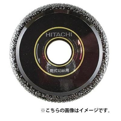 ネコポス可 日立 ダイヤモンドカッター コンクリート溝入れ用 0033-1479 溶着ダイヤ V溝形 外径85mm 穴径20mm 使用方法乾式 HiKOKI ハイコーキ
