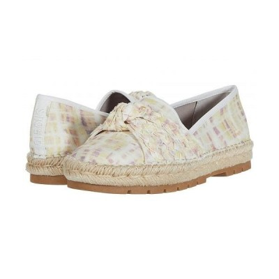 Circus by Sam Edelman レディース 女性用 シューズ 靴 ローファー ボートシューズ Lani - Pastel Multi Washed Out Plaid Canvas