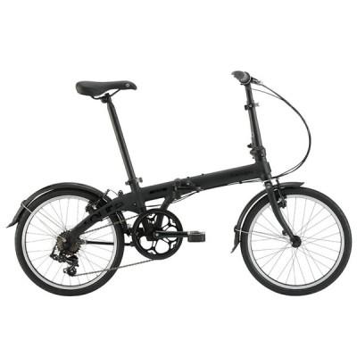 ダホン ルート (マットブラック) 2021 DAHON Route 折りたたみ自転車 20インチ フォールディングバイク