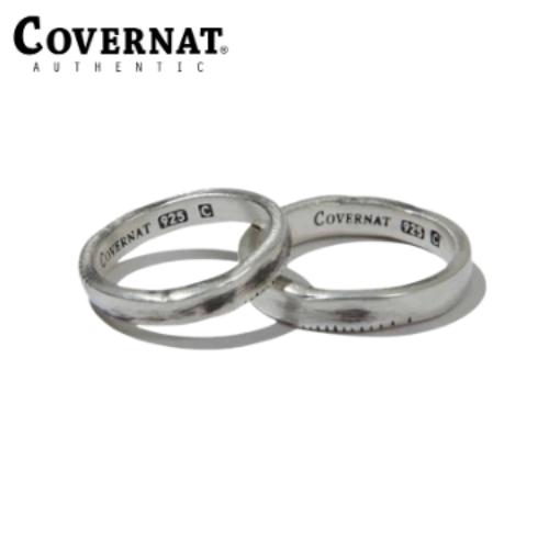 [COVERNAT] 21春夏 Clay 戒指(銀色)