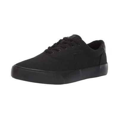 Lugz Men's Flip Sneaker, Black, 12 D US