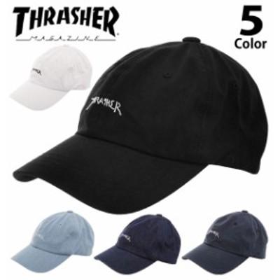 キャップ スラッシャー THRASHER  通販 帽子 cap メンズ レディース GONZ MAG SPORTS CAP Dad HAT ゴンズ マグ ローキャップ low