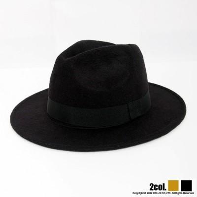Diavlo ディアブロ ベーシックツバ広ハット 帽子 HAT ワイドハット 帽子 メンズ レディース