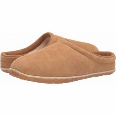 ミネトンカ Minnetonka メンズ スリッパ シューズ・靴 Taylor Cinnamon