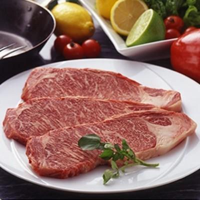 [三重]松阪牛ロースステーキ200g×3枚 がっつり食べたいステーキ