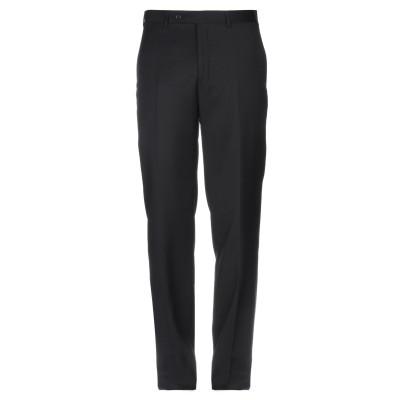 カナーリ CANALI パンツ ブラック 48 ウール 100% パンツ