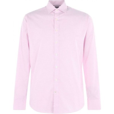 Westend By Simon Carter メンズ シャツ トップス Westend Gingham Shirt Pink