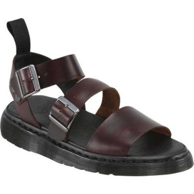 ドクターマーチン Dr. Martens メンズ サンダル シューズ・靴 Gryphon Strap Sandal Charro Brando Full Grain Waxy Leather