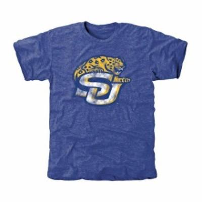 Fanatics Branded ファナティクス ブランド スポーツ用品  Southern University Jaguars Classic Primary Tri-Blend T-