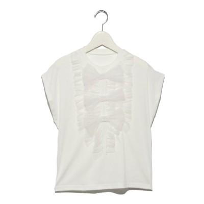 onespo(ワンスポ)3BOWチュールTシャツ