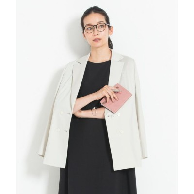 (JIYU-KU/ジユウク)【WEB限定】ハンディ テーラード ジャケット/レディース ベージュ系