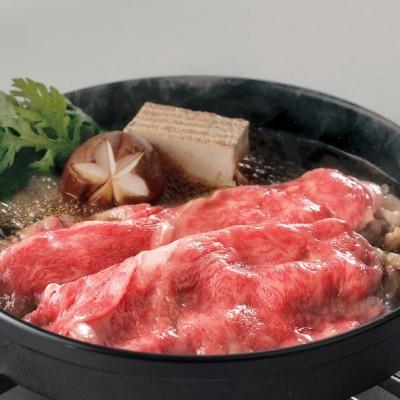 お中元 大井肉店 神戸ビーフのすきやき肉
