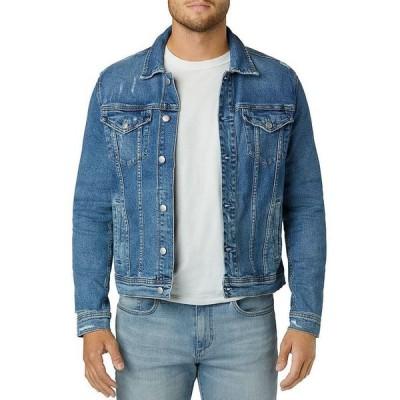 ジョーズジーンズ メンズ ジャケット・ブルゾン アウター Slim Fit Denim Jacket (47% off) - Comparable value $188