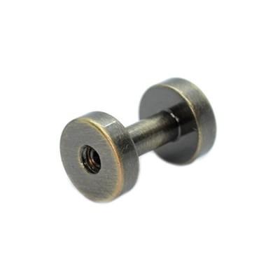 ラプラス laplace ボディピアス body-piercing ガンメタルカラー プラグ フレッシュトンネル ボディーピアス 専門店 1