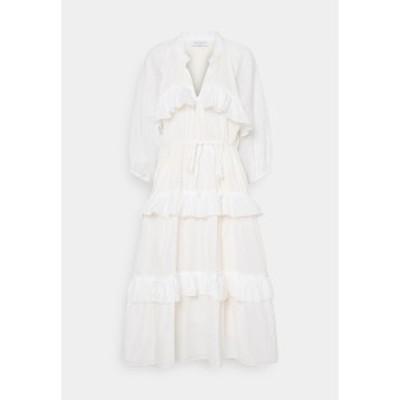 ホフマン コペンハーゲン レディース ワンピース トップス BERENICE - Day dress - white white
