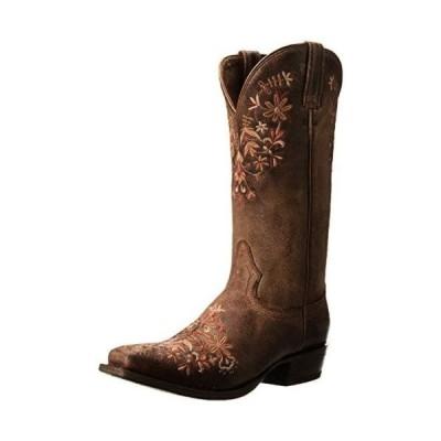 アリアト ブーツ Ariat Ardent レディース Western Cowboy ブーツ Terra Brown