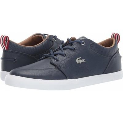 ラコステ Lacoste メンズ スニーカー シューズ・靴 Bayliss 119 1 U Navy/White