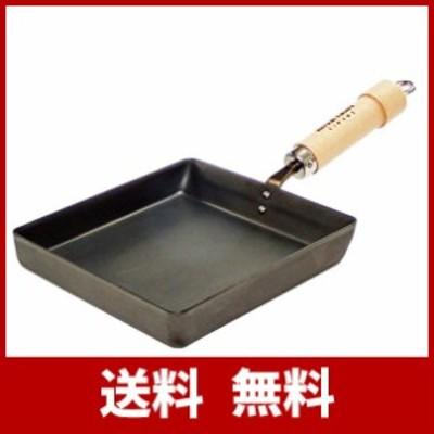 リバーライト 卵焼き 鉄 フライパン 極 ジャパン 大 IH対応 日本製 中華鍋