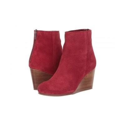 Diba True レディース 女性用 シューズ 靴 ブーツ アンクル ショートブーツ Now Wow - Dark Red