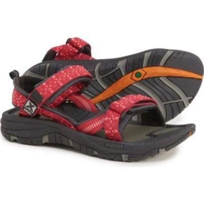 ナオト Naot レディース サンダル・ミュール スポーツサンダル シューズ・靴 Harbor Sport Sandals Red Diamonds