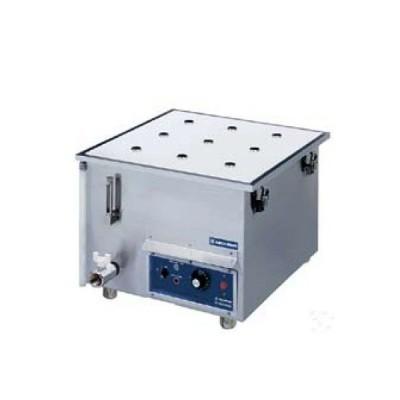 (業務用)手動給水式 電気蒸器 NES-451-3 幅500×奥行550×高さ340