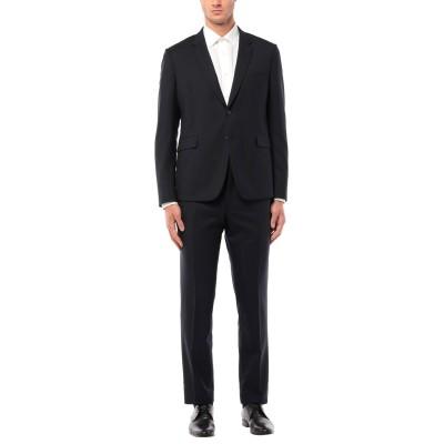 ポール・スミス PAUL SMITH スーツ ダークブルー 42 R ウール 100% スーツ