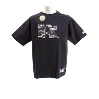 Tシャツ PRO BIG 半袖Tシャツ CAMO EMB RBM19S0003 NVY オンライン価格