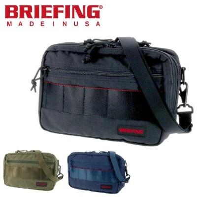 ブリーフィング BRIEFING 正規取扱店 2wayショルダーバッグ ポーチ MODULEWARE モジュールウェア VIPER MW バイパーMW brm183201 メンズ レディース