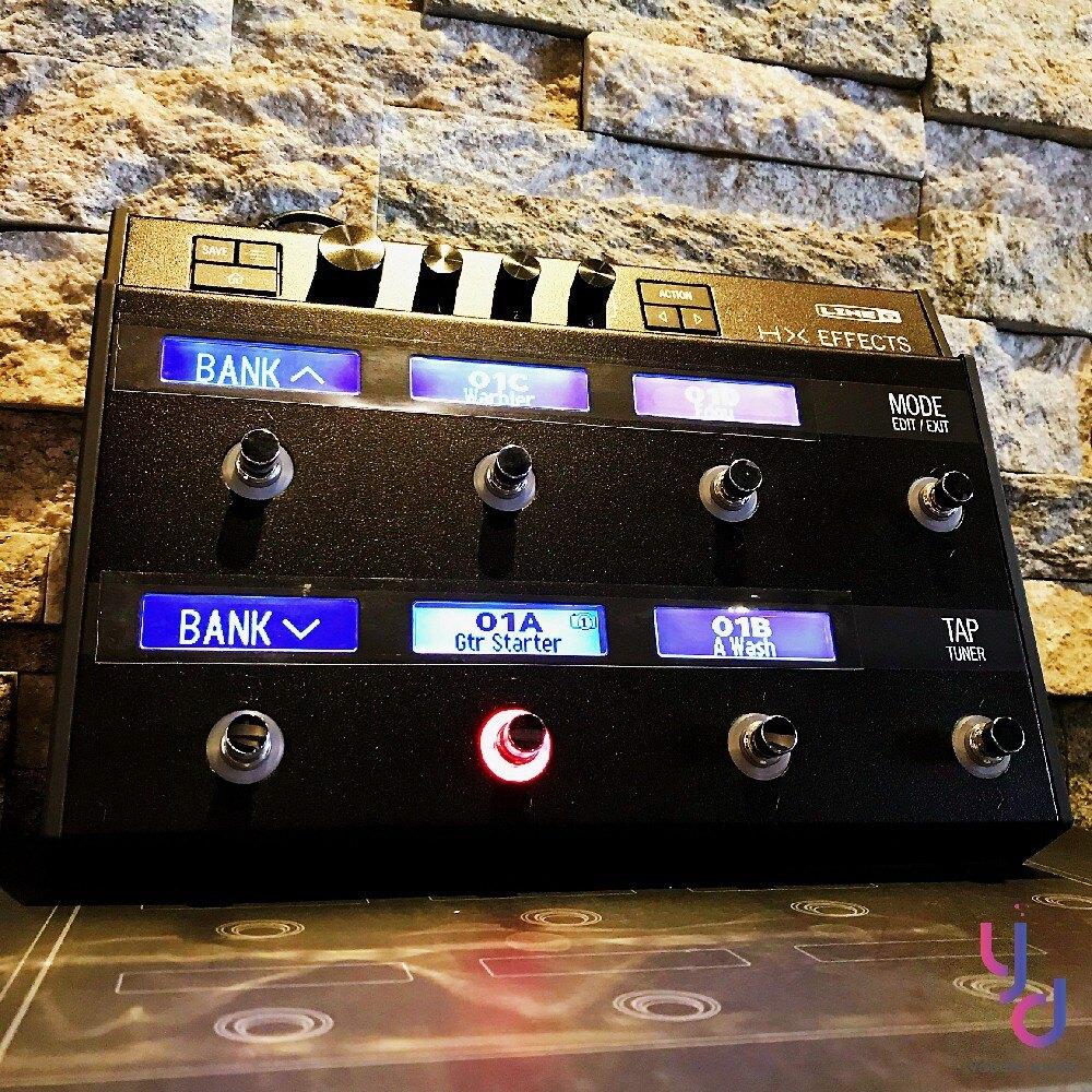 現貨免運 送原廠變壓器 Line 6 HX Effects Helix 吉他 貝斯 綜合 效果器 破音 錄音介面 公司貨
