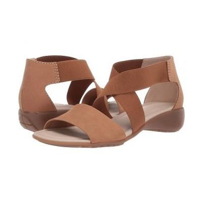 The FLEXX レディース 女性用 シューズ 靴 ヒール Sunglass Too - Cognac Nubuck
