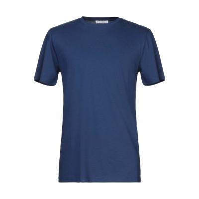 VERSACE COLLECTION T シャツ ブルー M コットン 100% T シャツ