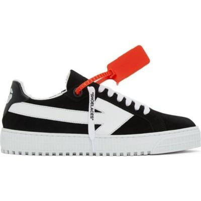オフホワイト Off-White レディース スニーカー シューズ・靴 Black Arrows Sneakers Black