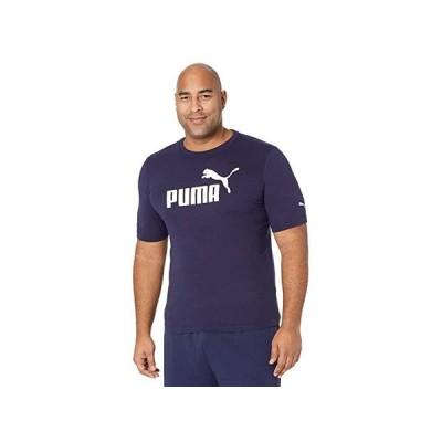 プーマ Big & Tall Essential Logo Tee メンズ シャツ トップス Peacoat