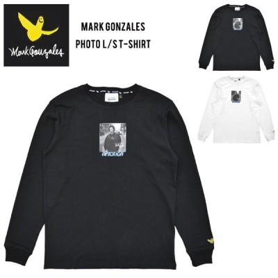 MARK GONZALES マーク・ゴンザレス ロンT PHOTO L/S TEE Tシャツ 長袖 カットソー 2G7-0304 単品購入の場合はネコポス便発送