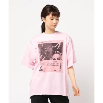 tシャツ Tシャツ Dead Kennedys ショルダージップTシャツ