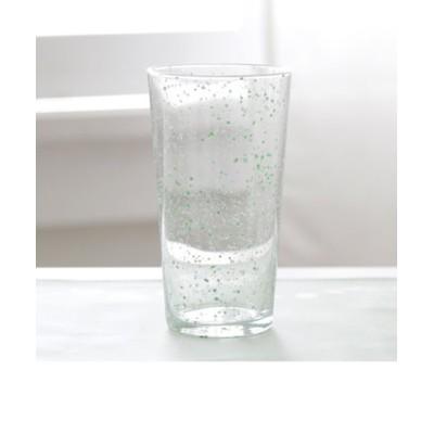 スプラッシュガラスタンブラー