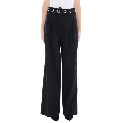 ANNARITA N TWENTY 4H パンツ ブラック 44 レーヨン 53% / ナイロン 42% / ポリウレタン 5% パンツ