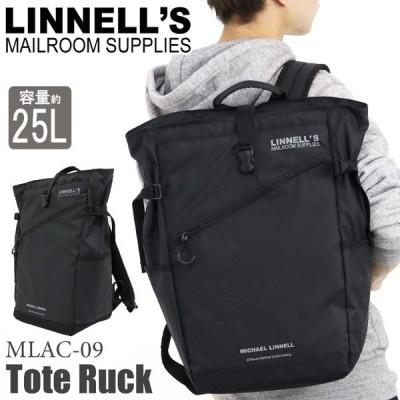 トートバッグ バックパック デイパック マイケルリンネル MICHAEL LINNELL'S リュックサック トートリュック リュック A.R.M.S ARMS