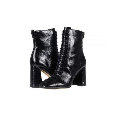 Sam Edelman サムエデルマン レディース 女性用 シューズ 靴 ブーツ レースアップ 編み上げ Carney - Black