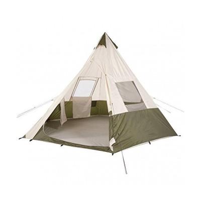 Ozark Trail [oza-kutoreiru], Service for 7?Pyramid The Indian Tipi Tent w790s Teepee Tent【並行輸入品】
