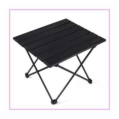 【送料無料】RISEPRO Portable Camping Table, Ultralight Folding Table with Aluminum Table Top and Carry Bag, Easy to Carry, Ideal for O