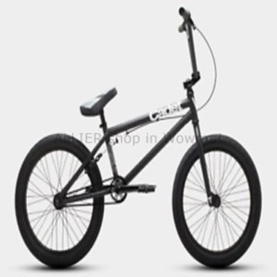 "BMX 2019ヴェルデカデット20 ""コンプリートBMXバイク20.25"" TTマットブラック  2019 Verde Cade"
