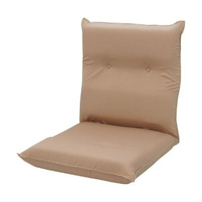 低反発ワイドハイバックリクライニング座椅子 ピケ ベージュ リクライニング 座椅子 低反発 リクライニングチェアー 座椅子 リクライニング座椅子 低反発座椅子