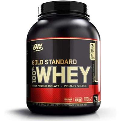 【超得】 【国内正規品】Gold Standard 100% ホエイ ダブルリッチチョコレート 2.27kg(5lb) 「ボトルタイプ」