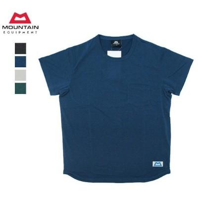 半袖 Tシャツ アウトドア メンズ 速乾 ポケットT マウンテンイクイップメント MOUNTAIN EQUIPMENT (425723)(ネコポス対応商品)