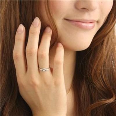 K10 ホワイトゴールド ダイヤリング 指輪 スプリングリング 184285  7~21号(11号×ギフトラッピング無し)